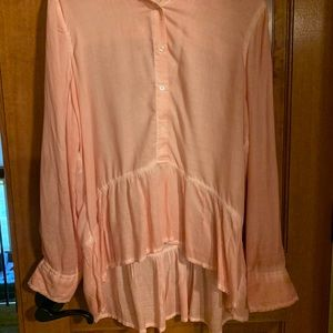 BN high low blouse